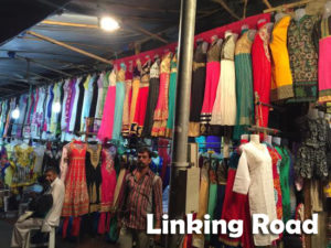 Taste the Shopping Streets of Mumbai