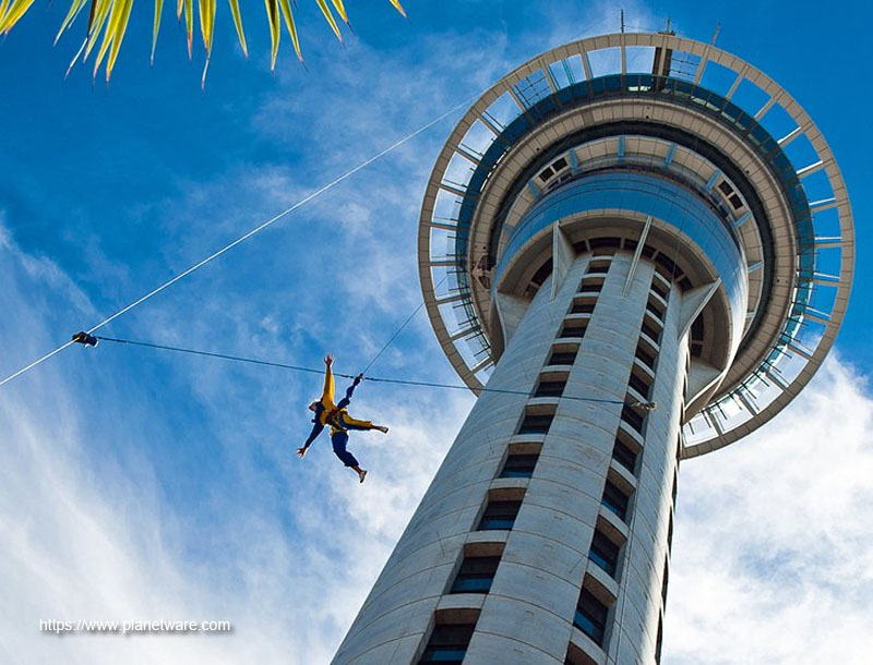 Auckland Natural Attractions and Things to Do