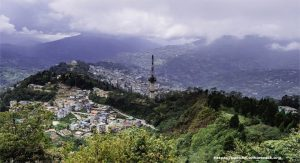 Kalimpong - Guide to the Black Spur