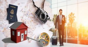 Rewards with the Dwelling Based Travel Business